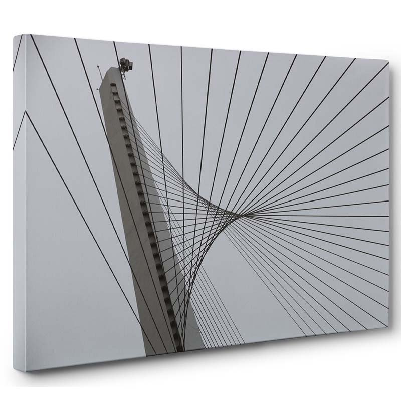 Stampa artistica Chords Bridge