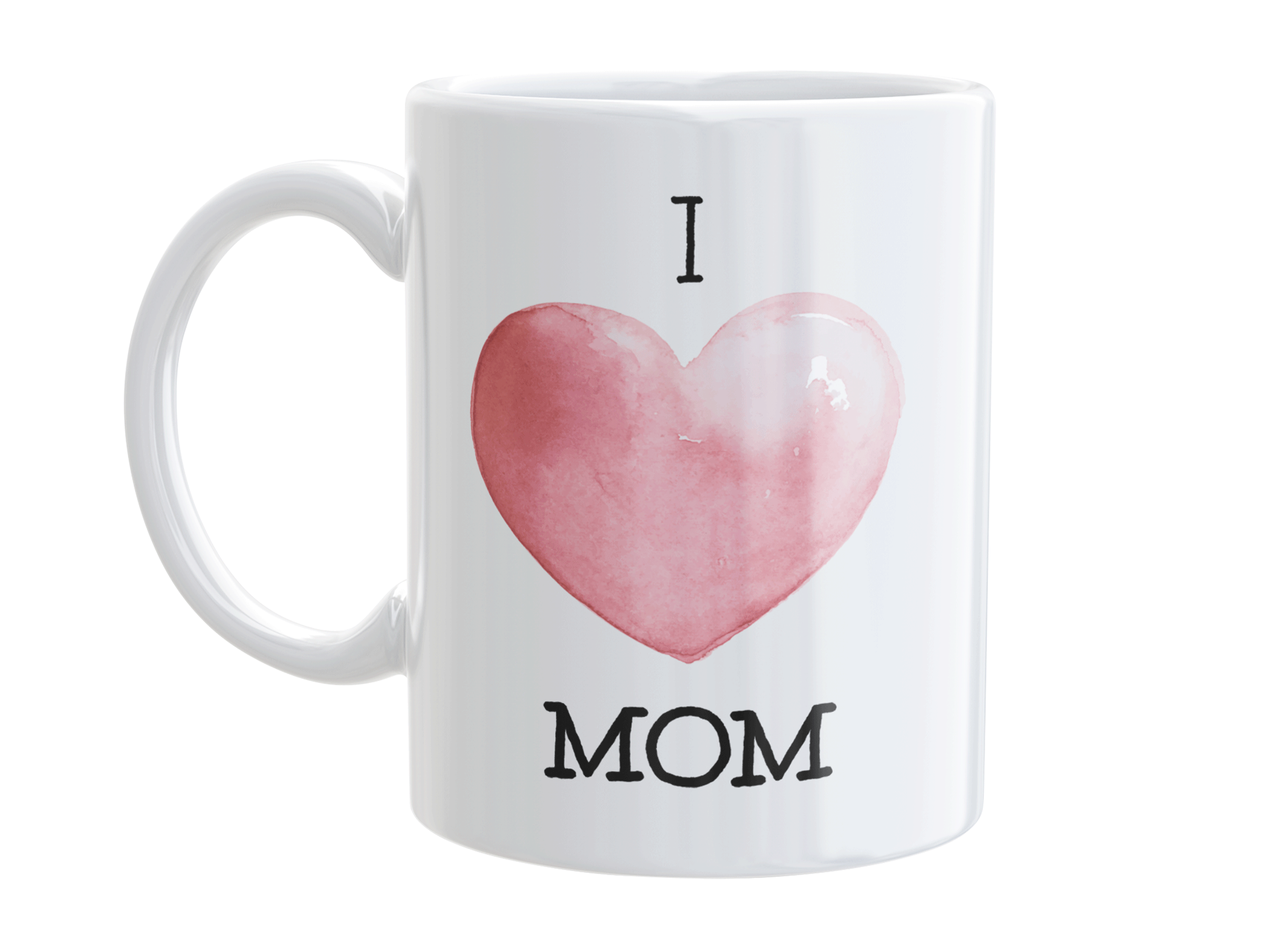 Tazza I Love Mom
