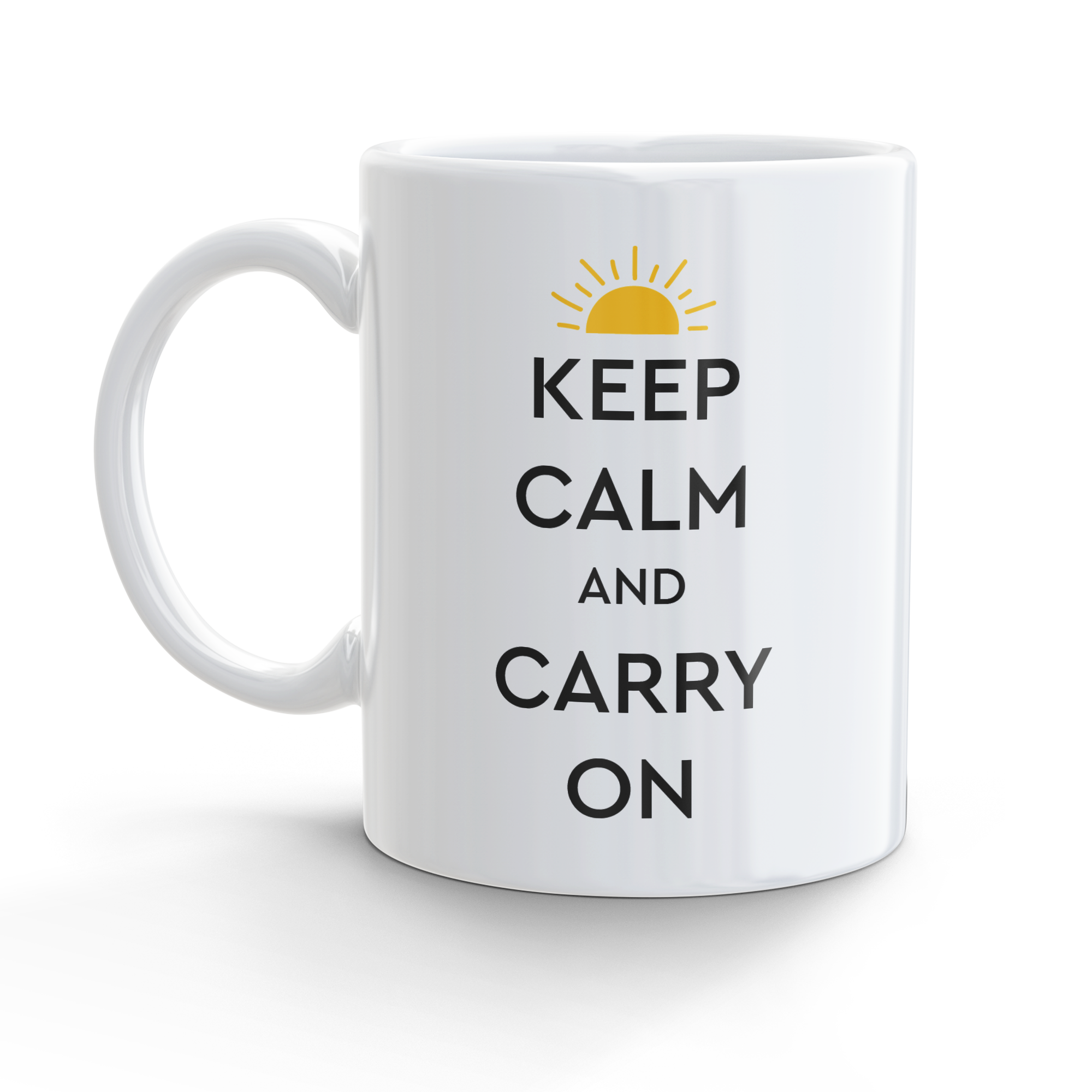 Tazza Keep Calm Sole