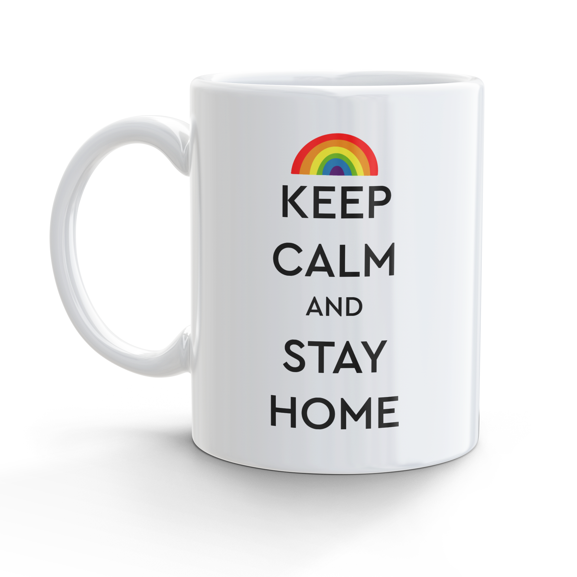 Tazza Keep calm Home