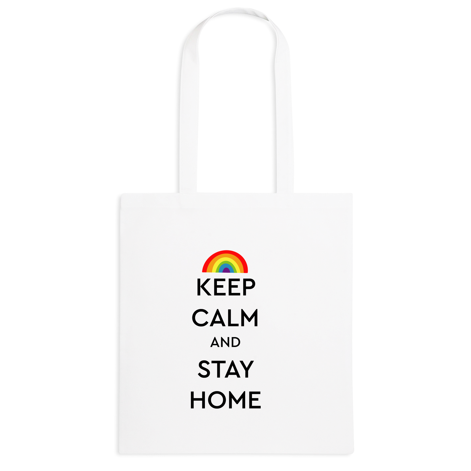 Borsa Keep calm Home